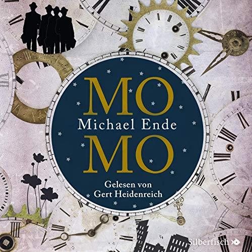 Momo - Jubiläumsausgabe: oder die seltsame Geschichte von den Zeit-Dieben und von dem Kind, das den Menschen die gestohlene Zeit zurückbrachte : 7 CDs