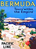 Printed on highest quality stock soft gloss paper. Actual image dimensions are approximately 10 x 13.5 inches. Fine reproduction vintage travel poster originally printed in the mid 1900's. Product will be shipped the same day it is purchased 100% Sat...