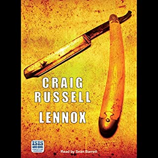 Lennox                   By:                                                                                                                                 Craig Russell                               Narrated by:                                                                                                                                 Seán Barrett                      Length: 9 hrs and 54 mins     293 ratings     Overall 4.3