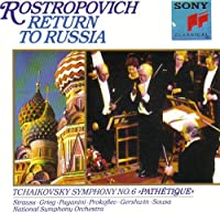 Return To Russia / Rostropovich