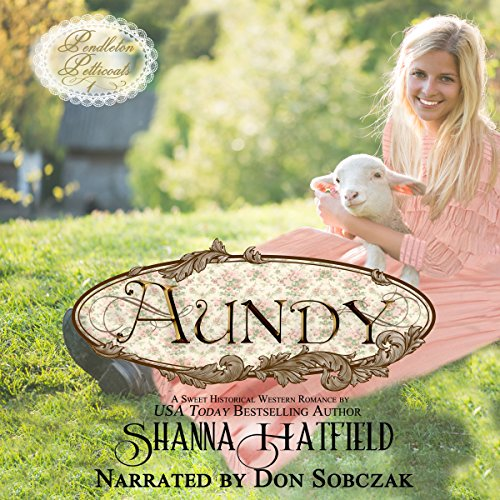 Aundy audiobook cover art