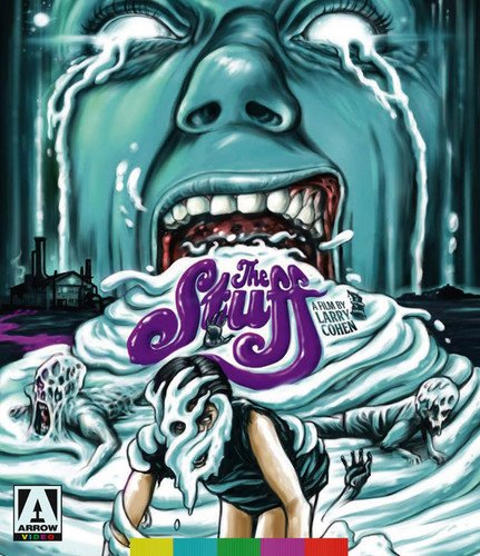 The Stuff (Special Edition) [Blu-ray]