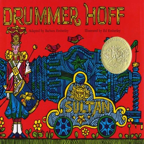 Drummer Hoff audiobook cover art