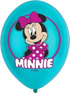 comprar comparacion Amscan 9903669 - Globos de látex (6 unidades), diseño de Minnie Mouse , color/modelo surtido