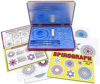 30375 Blue Spirograph Original Shapes