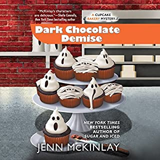 Dark Chocolate Demise                   By:                                                                                                                                 Jenn McKinlay                               Narrated by:                                                                                                                                 Susan Boyce                      Length: 7 hrs and 29 mins     126 ratings     Overall 4.7