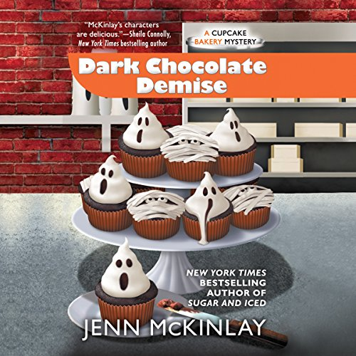 Dark Chocolate Demise audiobook cover art