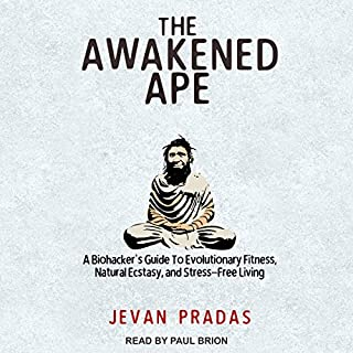 The Awakened Ape cover art