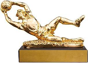 PLEASUR Football Match Trophy Uitstekende doelman Award Familie Creatieve Sieraden Atleet Trofee Fan benodigdheden Handgem...