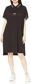 Tommy Hilfiger womens Modern Logo Polo Dress