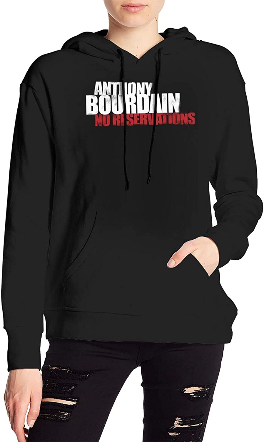 Anthony Bourdain Sweater Graphic Hooded With Pocket For Mens Womens