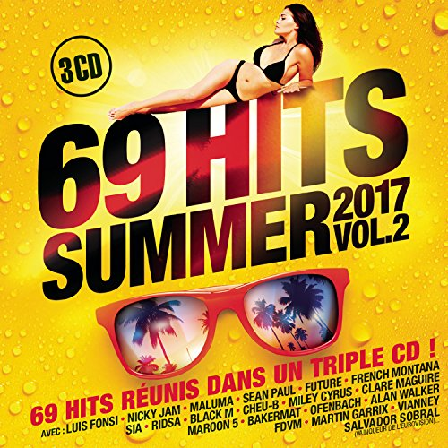 69 Hits Summer 2017, Vol. 2