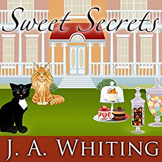 Sweet Secrets audiobook cover art