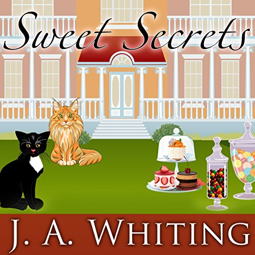 Sweet Secrets     Sweet Cove Mystery Series #3              By:                                                                                                                                 J. A. Whiting                               Narrated by:                                                                                                                                 Carla Mercer-Meyer                      Length: 4 hrs and 45 mins     2 ratings     Overall 3.5