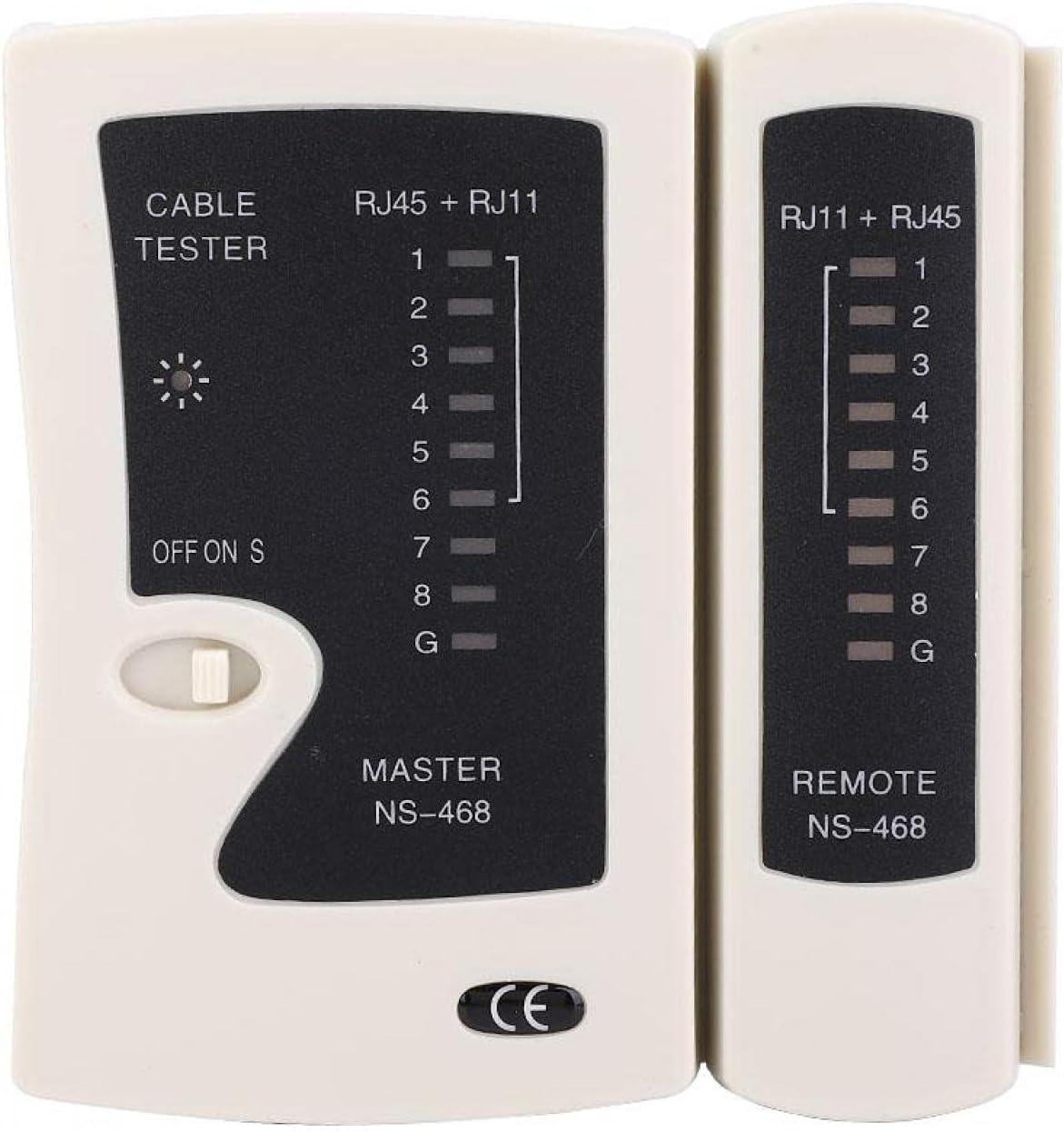 EVTSCAN Network Cable Tester Gifts RJ45 RJ12 Cheap mail order shopping RJ11 LAN Wir