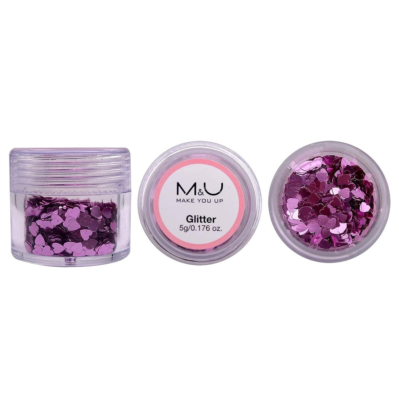 Some reservation MU Brilliant Confetti Gifts Glitter Pot Chunky Multi-Purpose