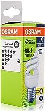 Osram Duluxstar Mini Twist 12W CFL Bulb, White, OESMTWIST/12W/W/W/SP