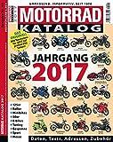 Motorrad-Katalog 2017 -