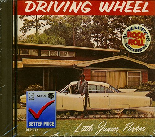 DRIVING WHEEL - JUNIOR PARKE