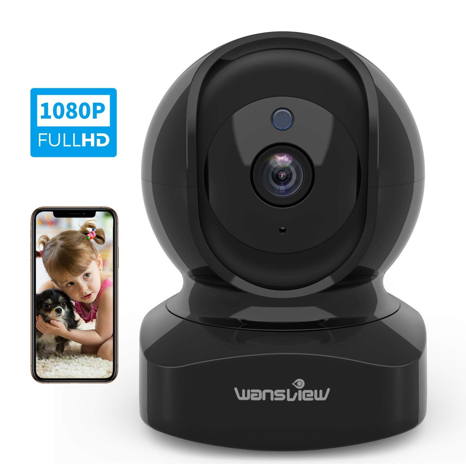 Wireless Security Wansview Detection Compatible