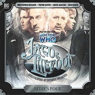 Jago & Litefoot Series 4 cover art
