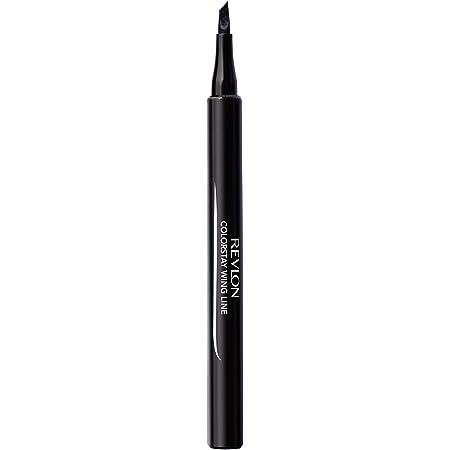 Revlon ColorStay Liquid Eye Pen, Triple Edge, Blackest Black