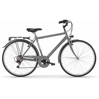 MBM T u r i n g, vélo de Trekking, Homme, Homme, 814U/18, Grigio ...