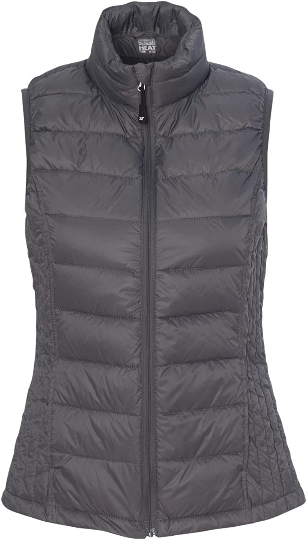 Weatherproof  32 Degrees Women's Packable Down Vest  16700W