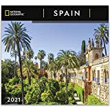 National Geographic Spain 2021 Wall Calendar