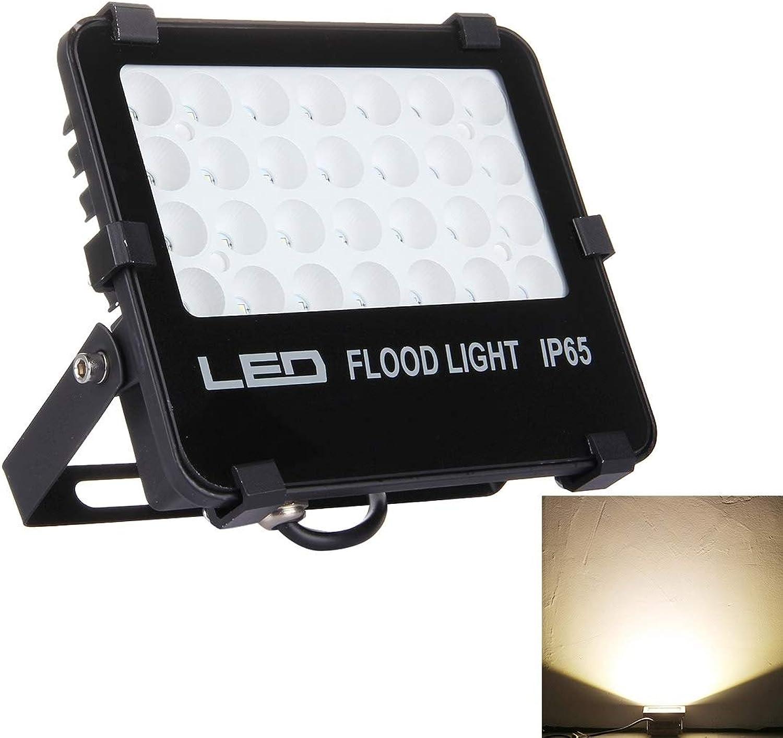 30W Life Waterproof 28 LED SMD-3528 Flutlichtlampe, Wechselstrom 85-265V 3600LM Sonnenlicht (Farbe   Warmes Wei)