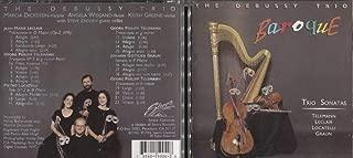 Baroque: Trio Sonatas for Flute, Viola, Harp and Cello