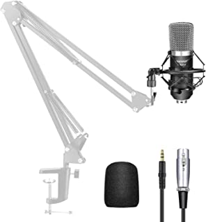 Neewer® NW-700 Professional Studio Broadcasting & Recording Condenser Microphone Set Including: (1)NW-700 Condenser Mi...
