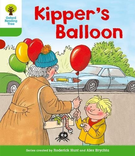 Oxford Reading Tree: Level 2: More Stories A: Kipper's Balloonの詳細を見る