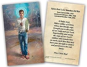 St. Jose Sanchez del Rio Holy Card Paper Pack of 50