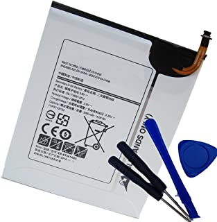 Powerforlaptop Tablet Battery + Repair Tools for Samsung Galaxy Tab E 9.6 SM-T560 SM-T561 SM-560N SM-T561N SM-T560NZ SM-567V EB-BT561ABE