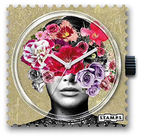 S.T.A.M.P.S. Uhr 'Head Full of Flowers' 103781