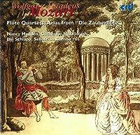 Mozart: Flute Quartets Arias From 'Die Zauberflte'