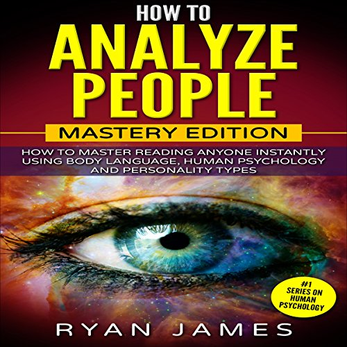 How to Analyze People: Mastery Edition audiobook cover art
