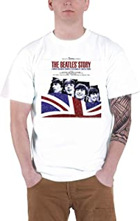 The Beatles T Shirt The Beatles Story Band Logo 公式 メンズ 新しい