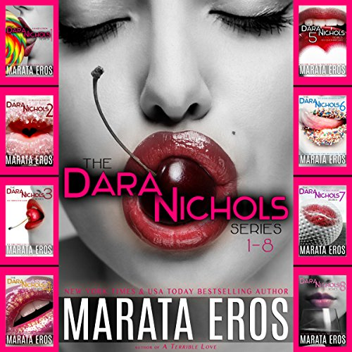 The Dara Nichols Series, Books 1-8 audiobook cover art