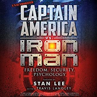 Captain America vs. Iron Man     Freedom, Security, Psychology              Auteur(s):                                                                                                                                 Stan Lee - Foreword,                                                                                        Travis Langley                               Narrateur(s):                                                                                                                                 Reba Buhr,                                                                                        Kevin T. Collins                      Durée: 3 h et 55 min     Pas de évaluations     Au global 0,0