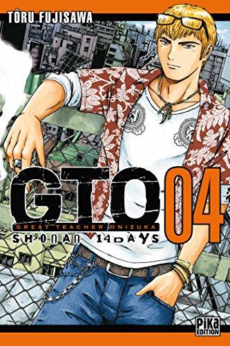 GTO Shônan 14 Days, tome 04