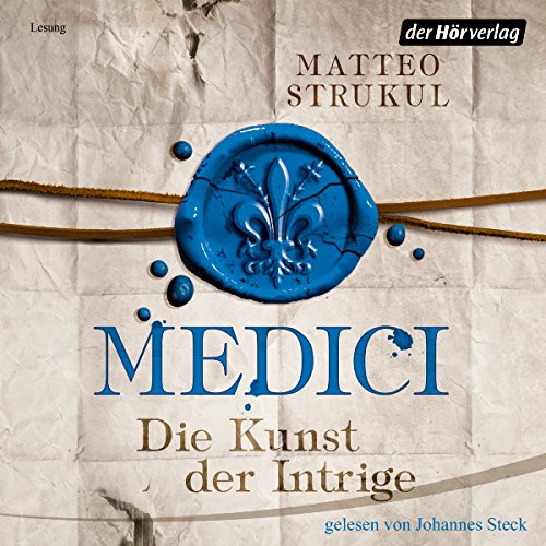 Medici - Die Kunst der Intrige audiobook cover art