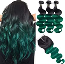 Best black and dark green hair Reviews