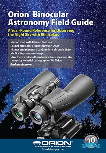 Guía de campo Orion prismáticos de astronomía