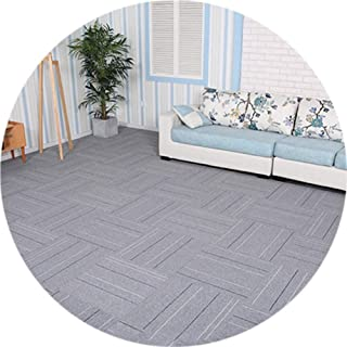YUELE Interlocking Foam Floor Mat Foot Pad Soundproof Environmental Protection Durable Square Splice Practical Pad Office ...