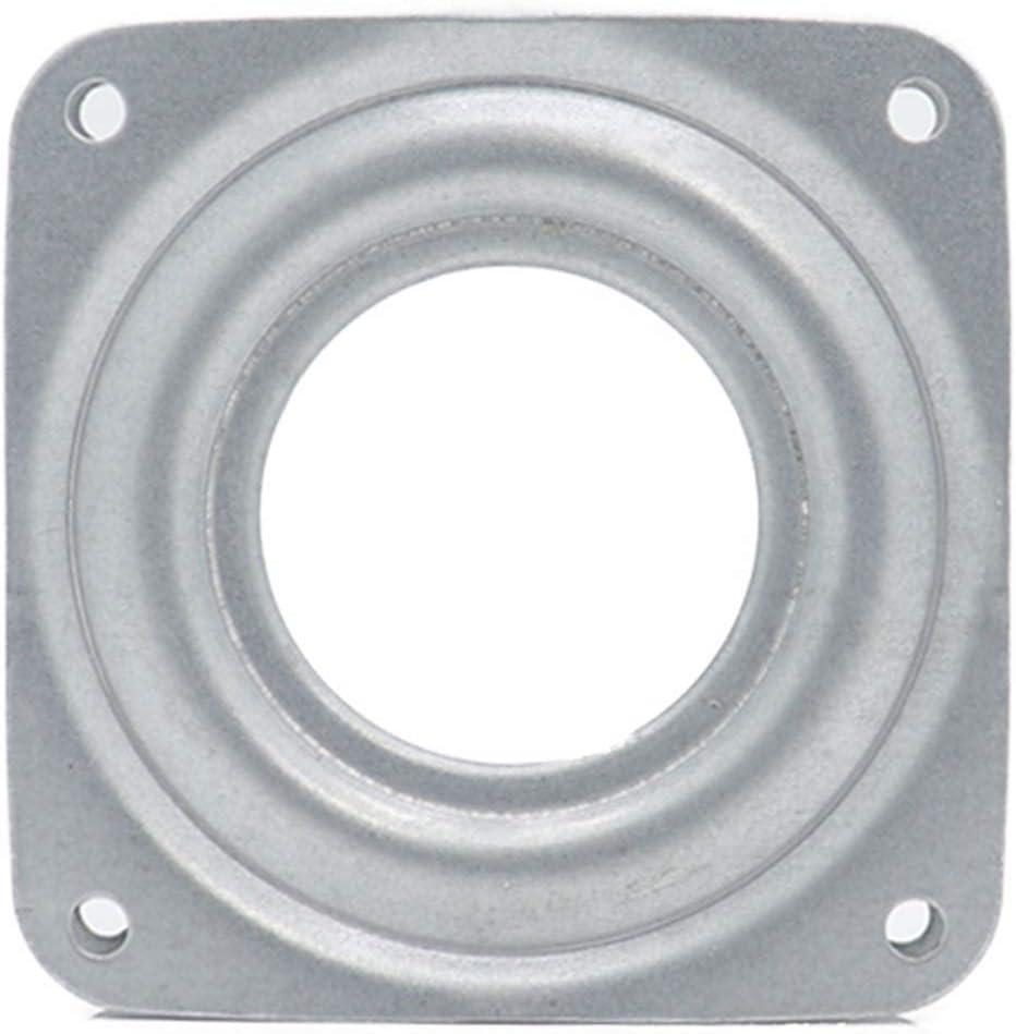 Majhengg 3 Inch Turntable Bearings Kits 2PCS Rotating Bearing Pl
