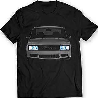 DTG MKWTees Lada VAZ 2105 T-Shirt Tuning 100% Cotton