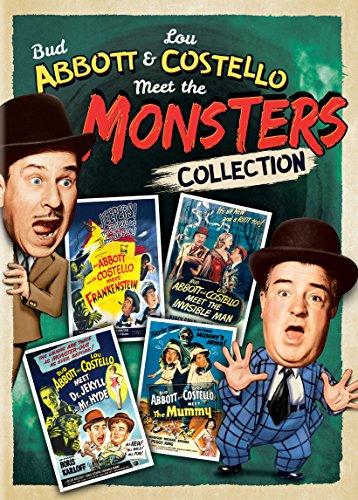 Abbott & Costello Meet The Monsters Collection (2 Dvd) [Edizione: Stati Uniti] [Italia]