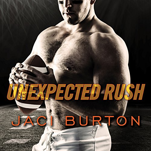 Unexpected Rush audiobook cover art